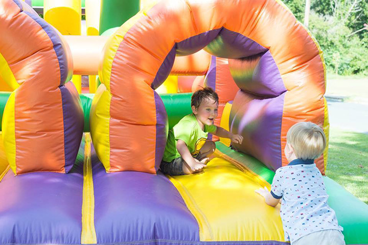 Missions - Bouncey Castle